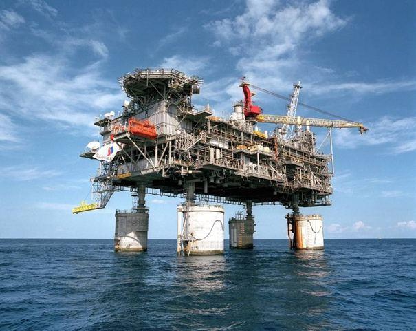 Malampaya gas field New platform starts production at Malampaya gas field LNG World News