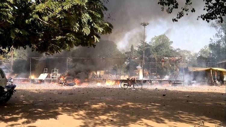 Malanjkhand Fire in Malanjkhand YouTube