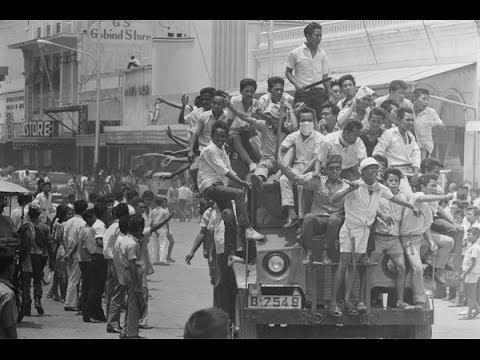 Malari incident Peristiwa Malari 15 Januari 1974 Sejarah Indonesia Tempo Doeloe