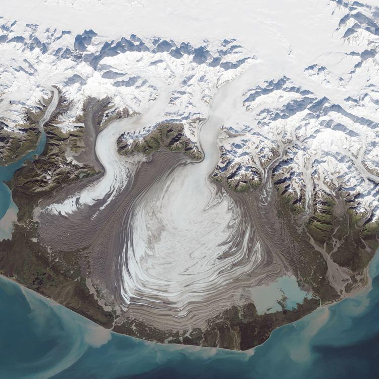 Malaspina Glacier eoimagesgsfcnasagovimagesimagerecords860008