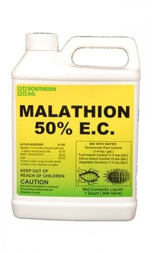Malathion MALATHION 50 EC Southern Agricultural Insecticides Inc