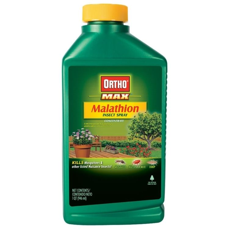 Malathion Ortho 1qt Malathion Insect Spray 0166610 Ready To Use Products