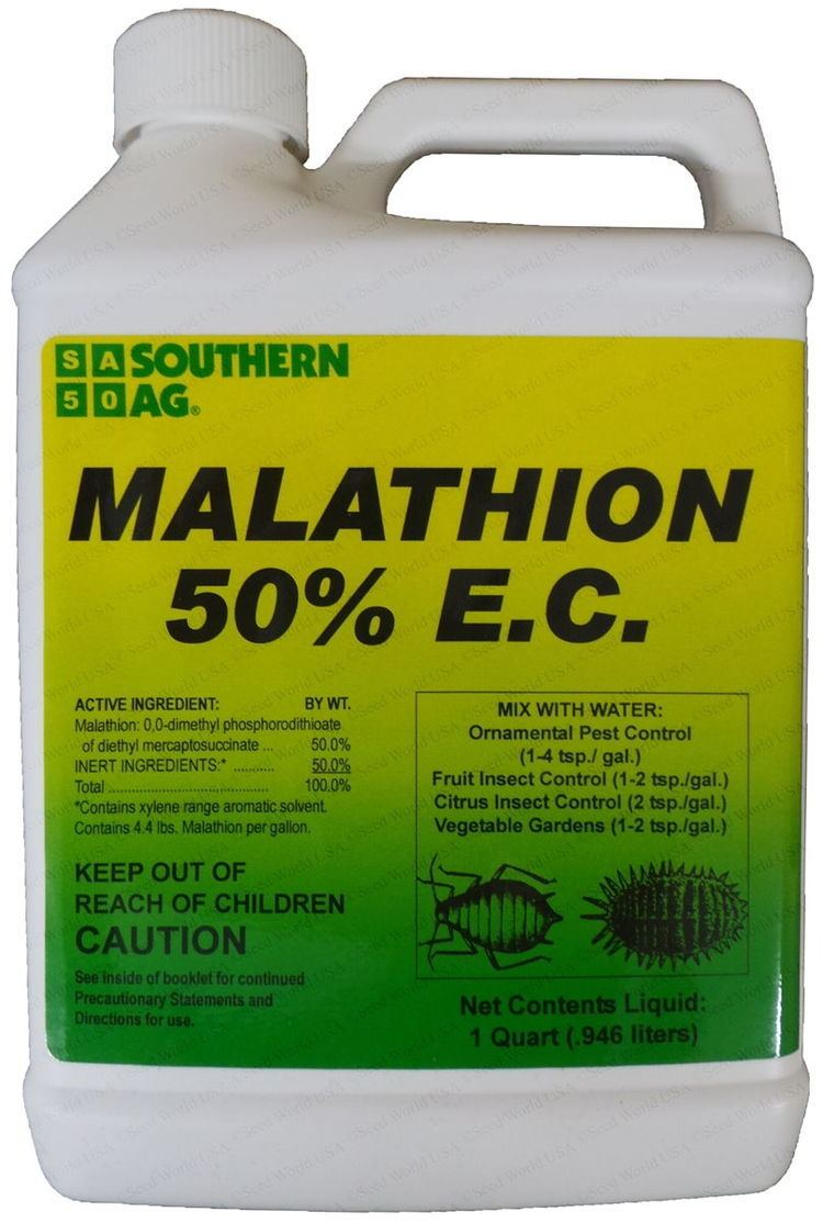 Malathion 50 EC 1 Quart