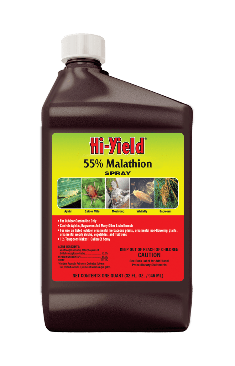 Malathion fertilome HiYield Natural Guard Local Solutions for Local