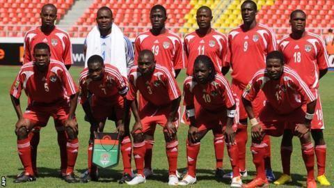 Malawi national football team Malawi39s hotshot Gabadini Mhango earns trip to Ghana BBC Sport