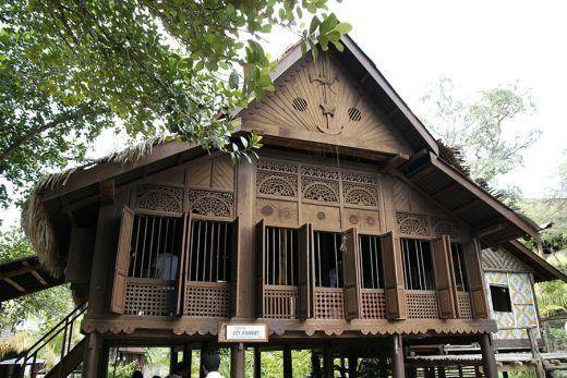 Malay houses 1000 images about Malay houses on Pinterest Traditional