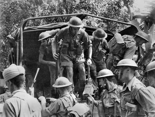 Malayan Campaign Singapore The Malayan Campaign