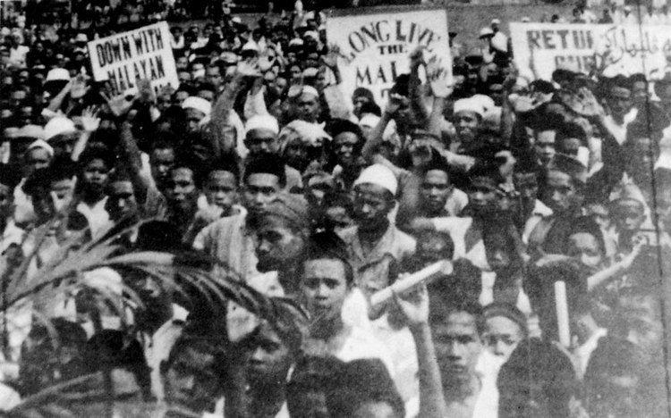 Malayan Union Negotiating a new nation Malaysia History
