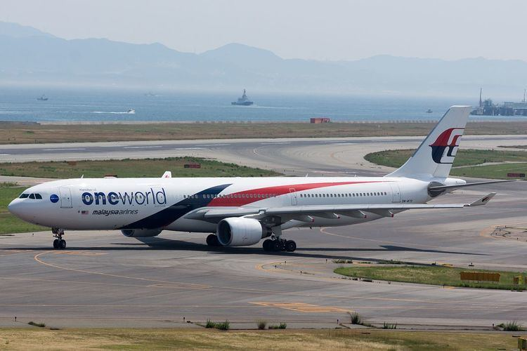 Malaysia Airlines fleet