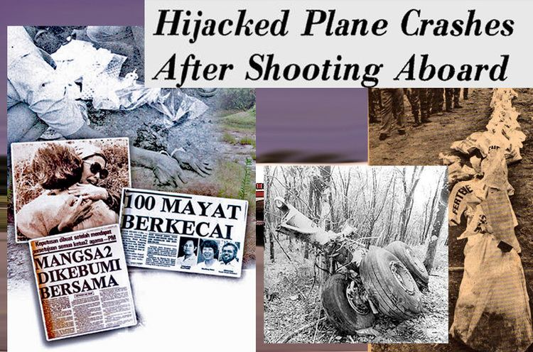 Malaysian Airline System Flight 653 MAS MH 653 Crash Strange Sighting and Chilling Stories From