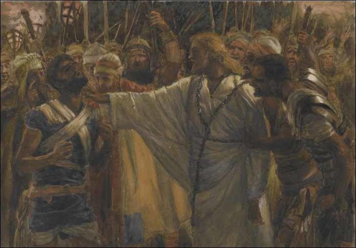 Malchus Jesus Heals Malchus the High Priest39s Servant Watching Holy Week