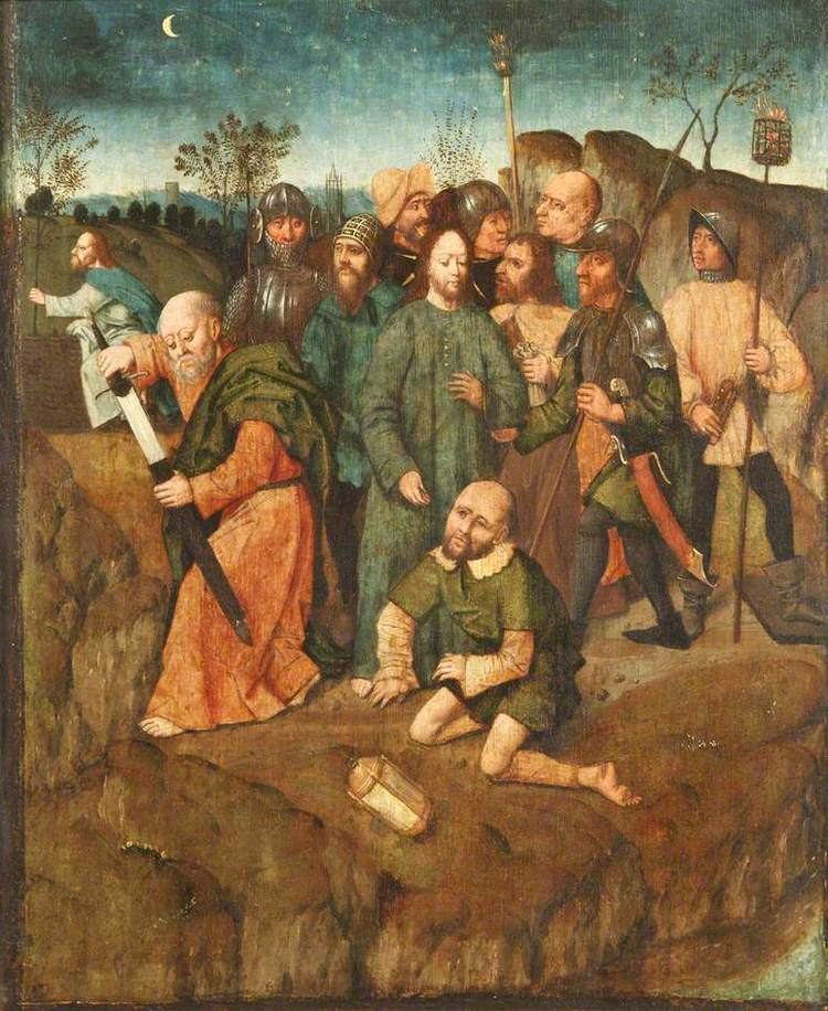 Malchus Vridar The Deep Mystery of Peter Cutting Off the Ear of Malchus