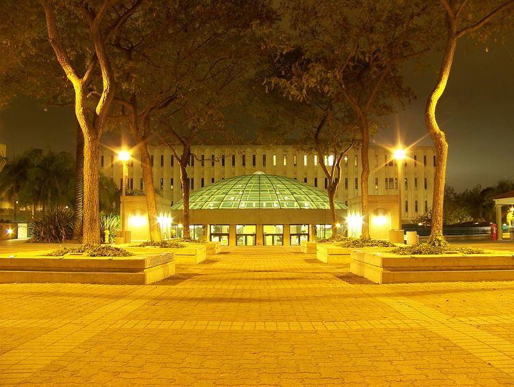 Malcolm A. Love Library