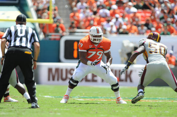 Malcolm Bunche Canes losing reserve OL Malcolm Bunche to transfer