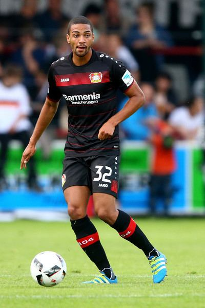 Malcolm Cacutalua Malcolm Cacutalua Photos Photos SC Verl v Bayer Leverkusen