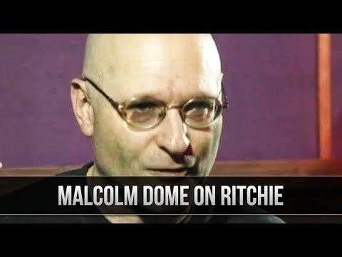 Malcolm Dome Malcolm Dome Journalist About Ritchie Blackmore No Natural Leader