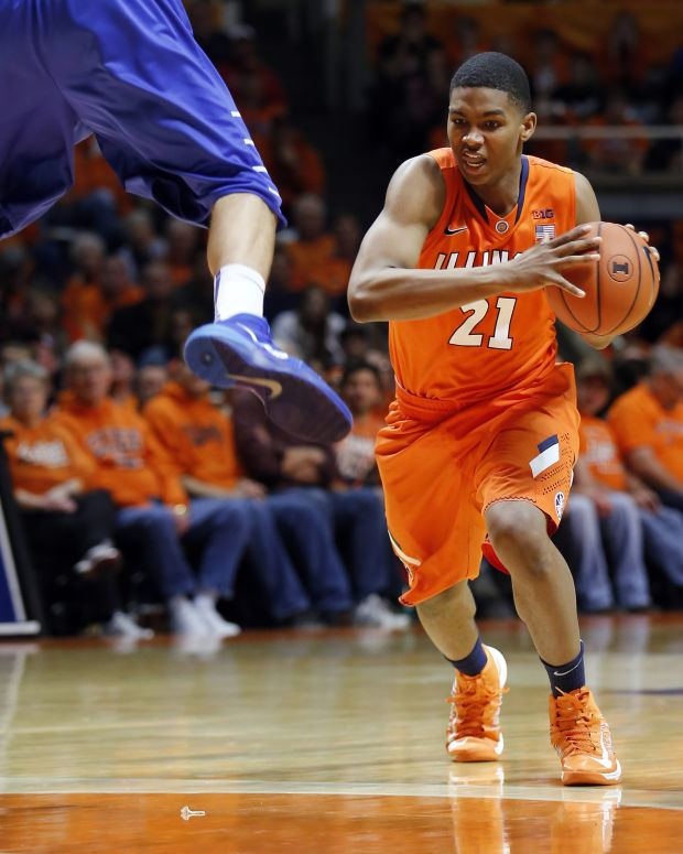 Malcolm Hill (basketball) Malcolm Hill up to date information