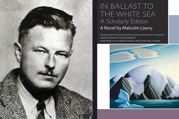 Malcolm Lowry Ballast from the past The Fulcrum