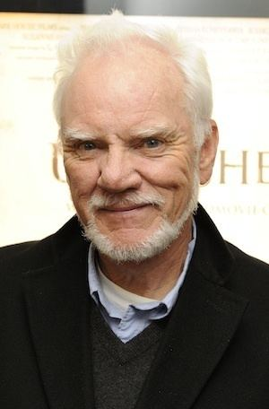 Malcolm McDowell Iconic actor Malcolm McDowell dishes on Community