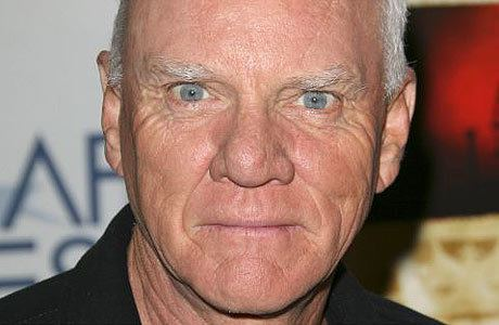Malcolm McDowell Film Weekly meets Malcolm McDowell and other animals