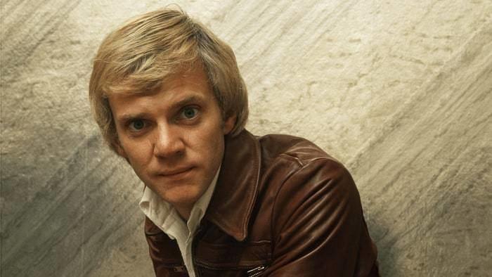 Malcolm McDowell Malcolm McDowell Clockwork Orange Star Crashes Showbiz Rolling