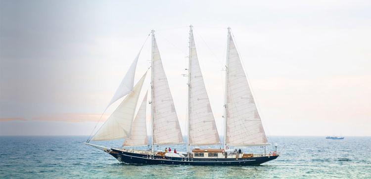Malcolm Miller MALCOLM MILLER Yacht John Lewis amp Sons Yacht Charter Fleet