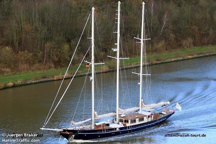 Malcolm Miller Vessel details for MALCOLM MILLER Sailing Vessel MMSI 212462000