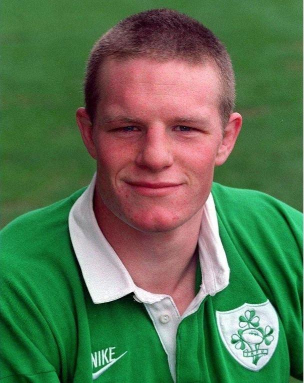 Malcolm O'Kelly Schools rugby PROfiles Malcolm O39Kelly JOEie