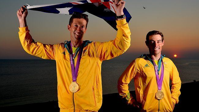 Malcolm Page (sailor) Golden boy Malcolm Page will carry Australia39s flag in the