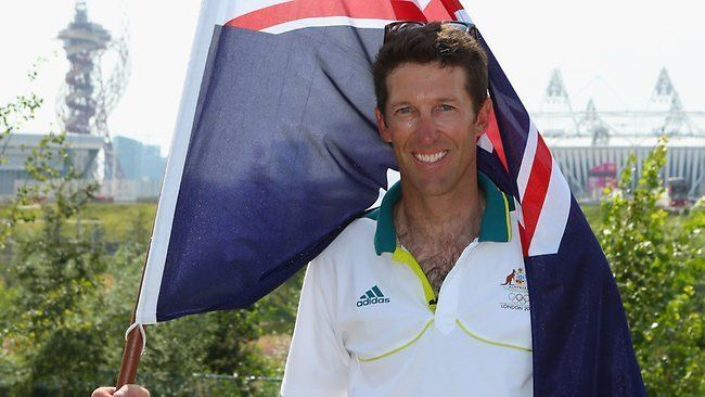 Malcolm Page (sailor) Malcolm Page shocked at impact of winning Olympic gold in
