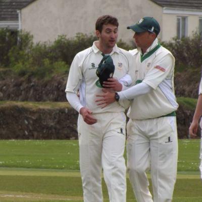 Malcolm Pooley Malcolm Pooley Camborne 1st XI Camborne Cricket Club