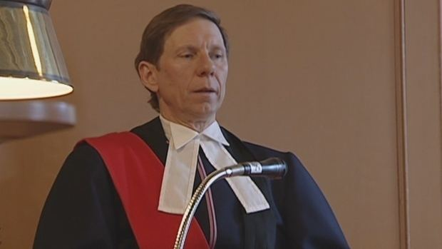 Malcolm Rowe Rowe appointment to Supreme Court 39great day39 NL legal community