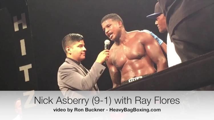 Malcolm Tann Malcolm Tann vs Nick Asberry Post Fight Interviews YouTube