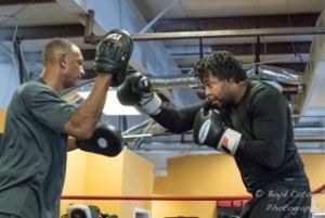 Malcolm Tann Heavyweight Boxer Malcolm Tann is Making a Comeback to Boxing