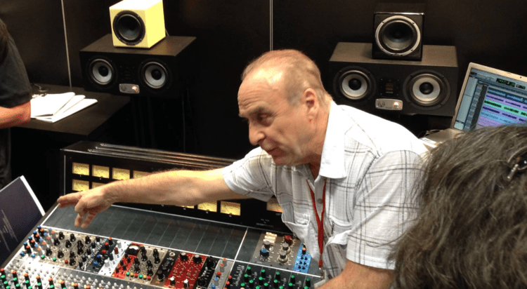 Malcolm Toft Malcolm Toft UK Pro Audio Summit