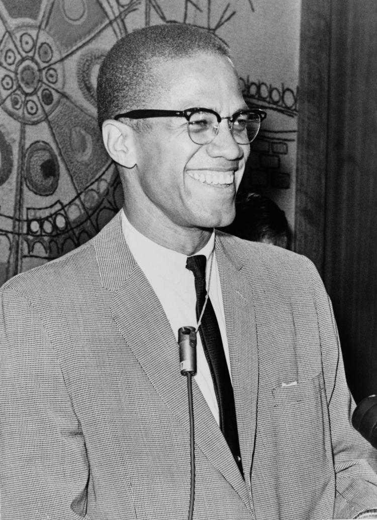 Malcolm X Malcolm X Wikipedia