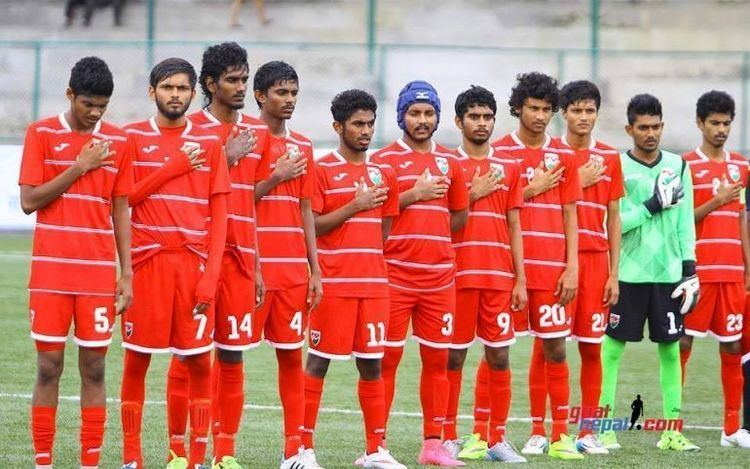 Maldives national football team vnews Maldives defeated by Afghanistan in first match