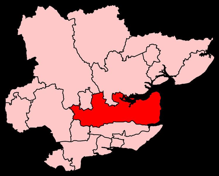 Maldon (UK Parliament constituency)