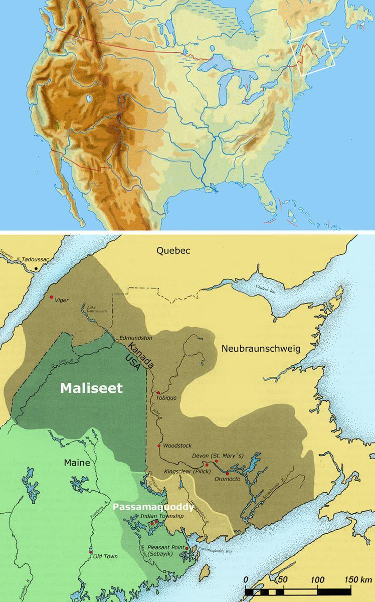 Malecite-Passamaquoddy language