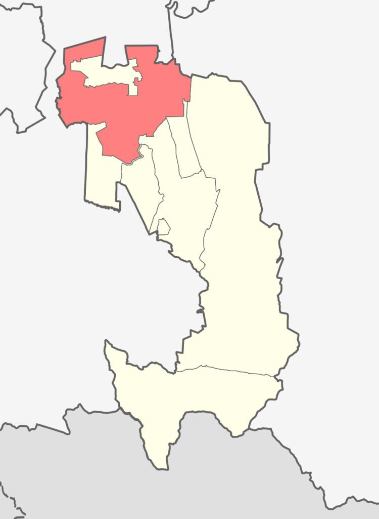 Malgobeksky District
