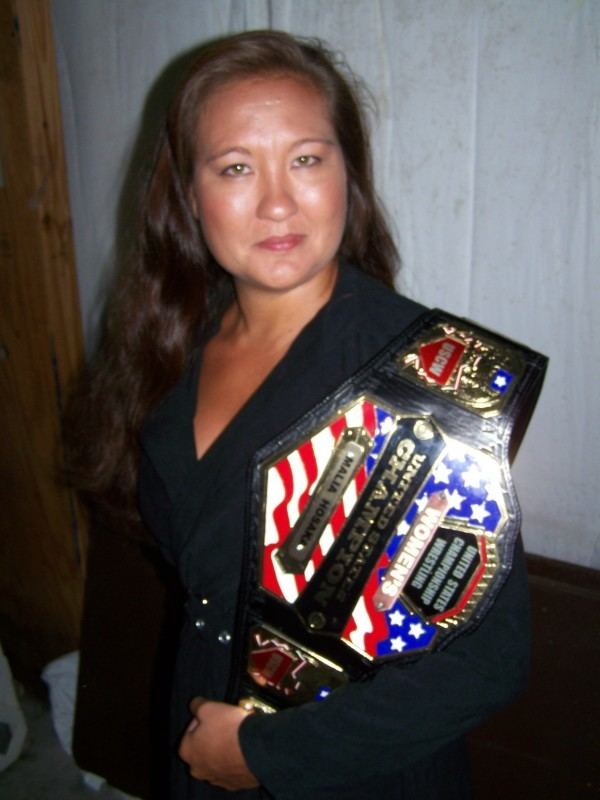 Malia Hosaka Pro Wrestling Digest Blog Archive Malia Hosaka Wins in