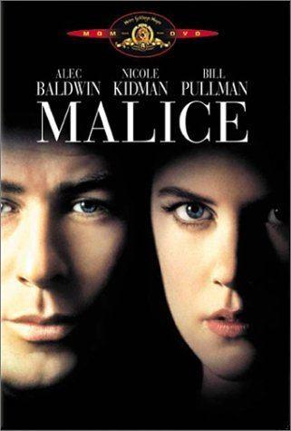 Malice (film) Amazoncom Malice Alec Baldwin Nicole Kidman Bill Pullman Bebe