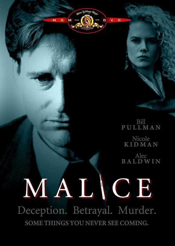 Malice (film) Malice 1993
