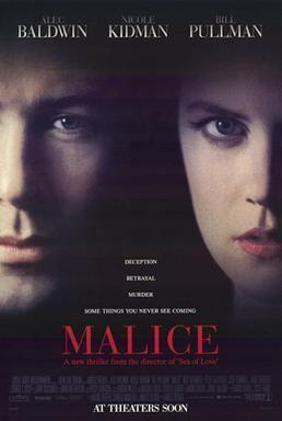 Malice (film) Malice film Wikipedia
