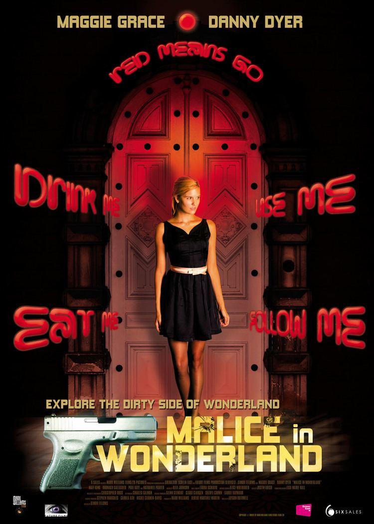 Malice in Wonderland (2009 film) ANTHONY HIGGINS GALLERYMalice In Wonderland 2009
