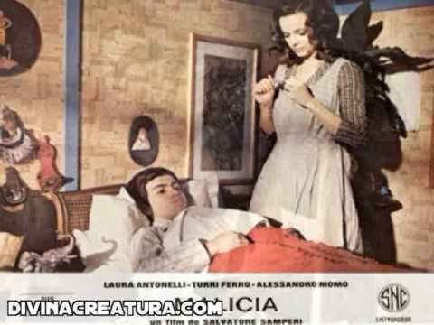 Malicious (1973 film) Laura Antonelli Malizia 1973 YouTube