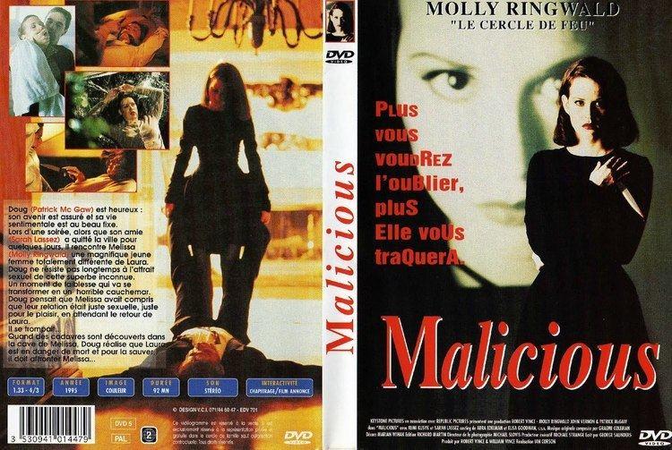 Malicious (1995 film) Nostalji Film Sevenler Kt Niyetli Malicious 1995