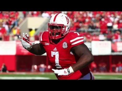 Maliek Collins Maliek Collins quotMade For Itquot Nebraska Highlights YouTube