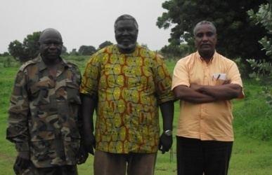 Malik Agar Sudanese court upholds death sentences against rebel