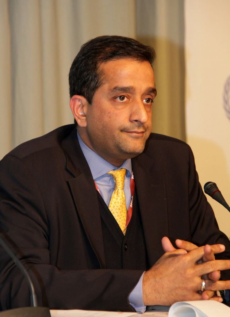 Malik Amin Aslam ENB on the Side A Special Report on Selected Side Events at COP 15